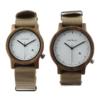 Dámske drevené hodinky - Spectro Beige