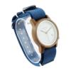 Dámske drevené hodinky - Spectro Blue