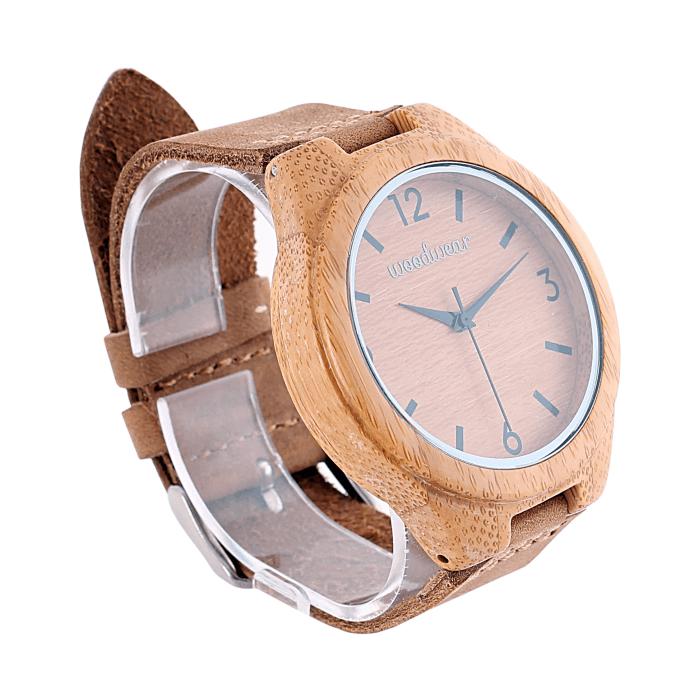 Drevené hodinky - Raymond