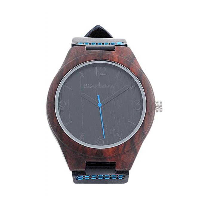 Pánske drevené hodinky - Forster