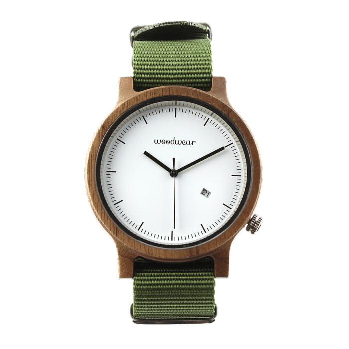 Pánske drevené hodinky - Spectro Khaki