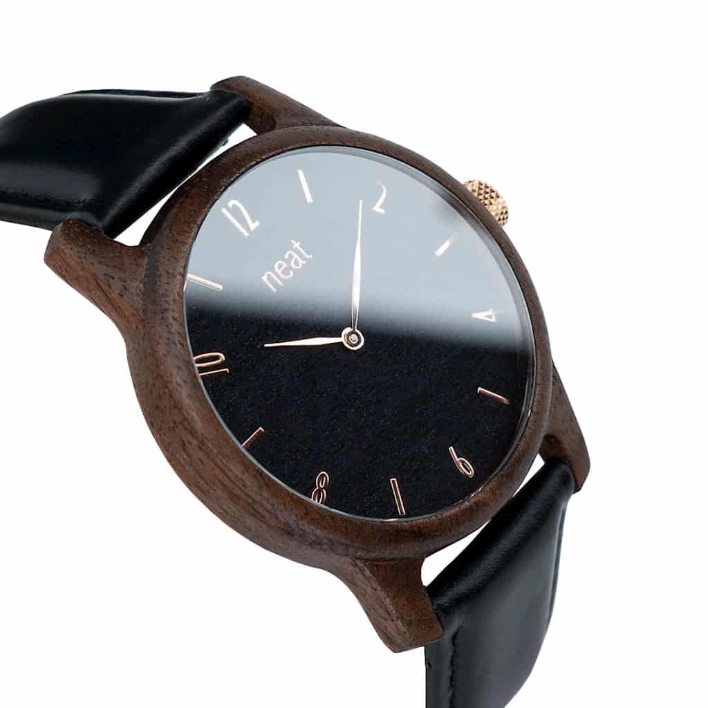 Pánske hodinky Slim - Čierne