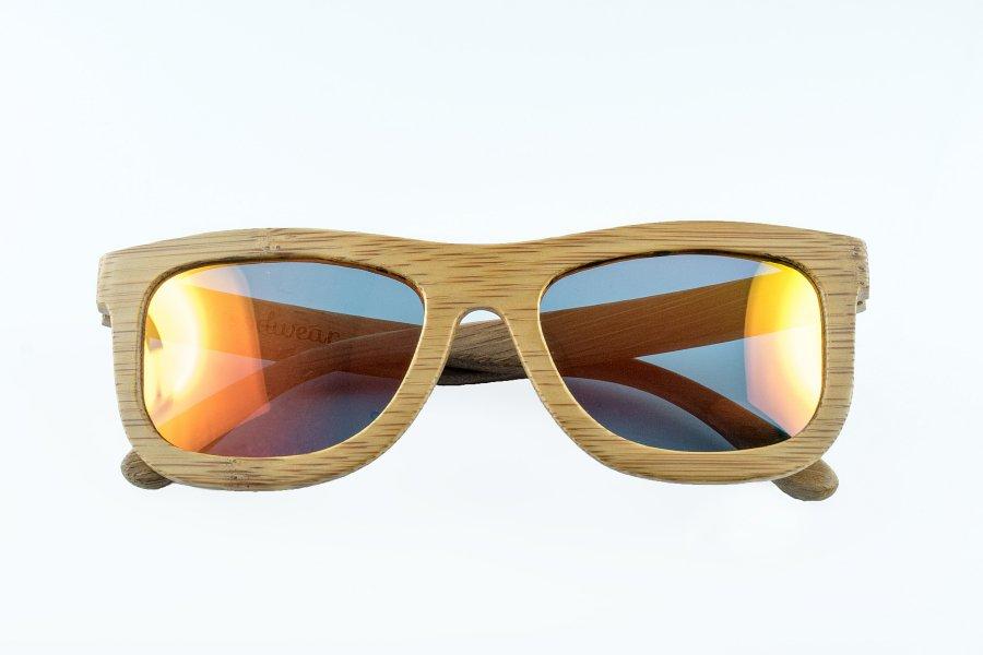 Drevené okuliare - Bray