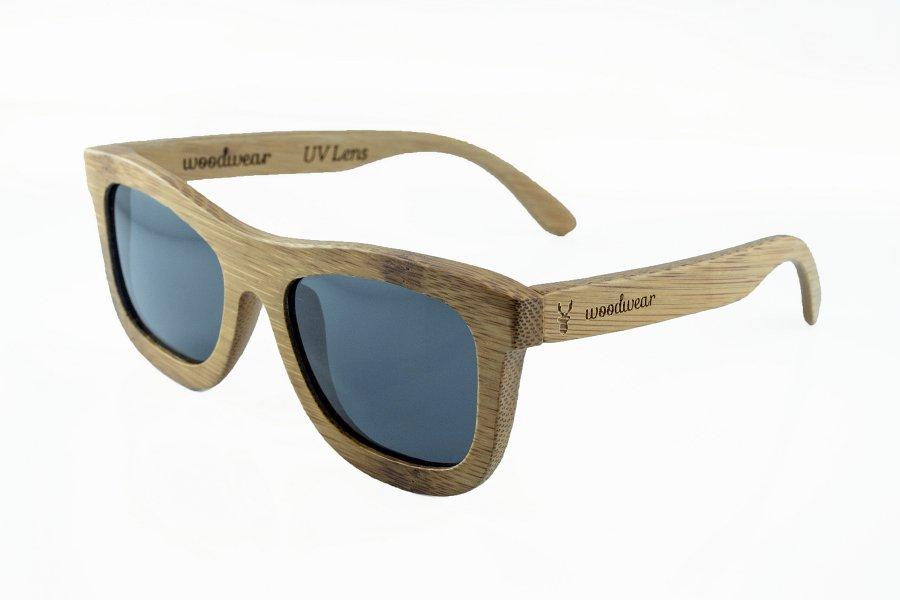 Drevené okuliare - Marlon