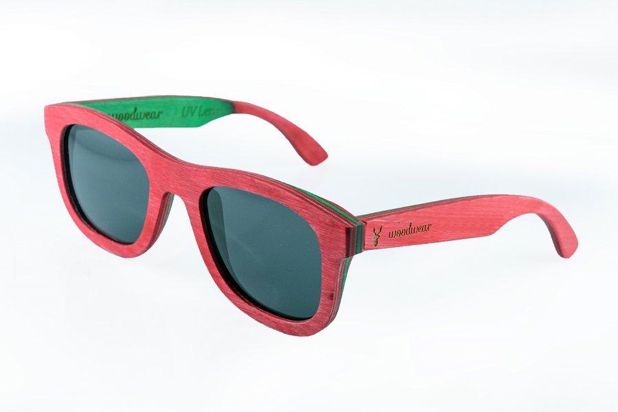 Drevené okuliare - Miramar