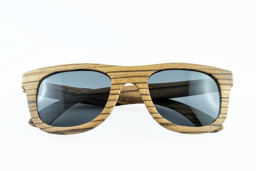 Drevené okuliare - Perez