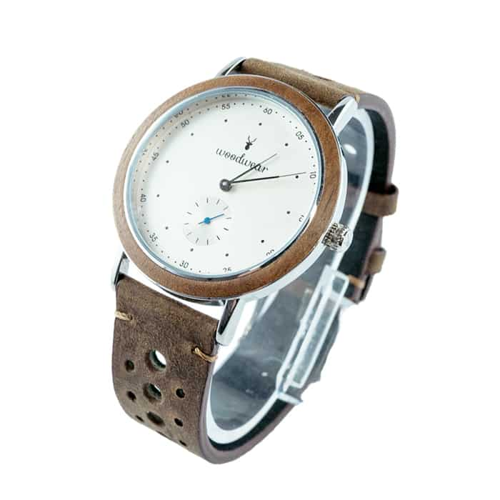 Drevené hodinky - Harvey