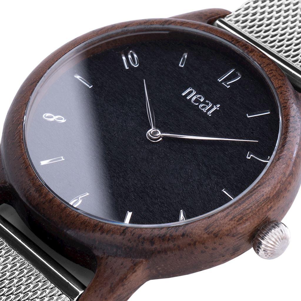 Dámske hodinky Steel – Čierne