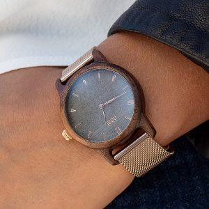 Dámske hodinky Steel – Šedé