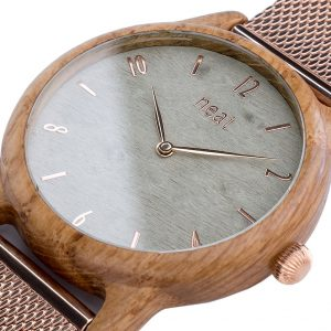 Dámske hodinky Steel – Zelené
