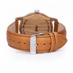 Pánske hodinky Slim - Horčicovo čierne
