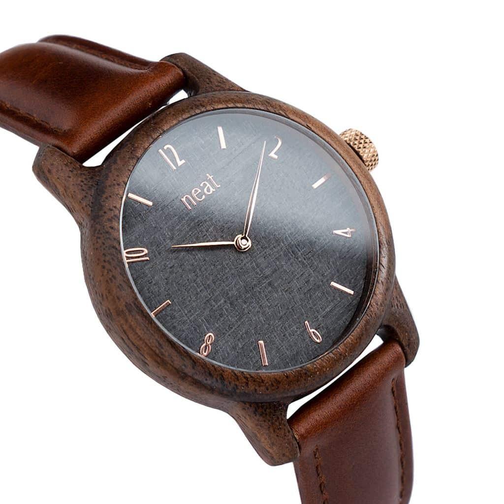 Pánske hodinky Slim - Šedé