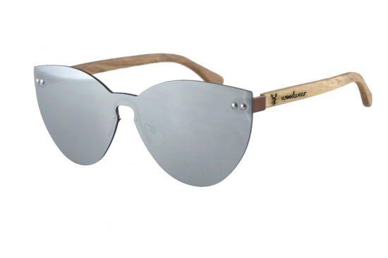 Drevené okuliare Alysha – Iron