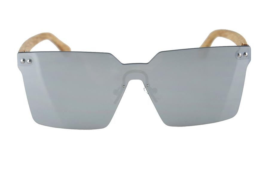 Drevené okuliare Shawn – Iron