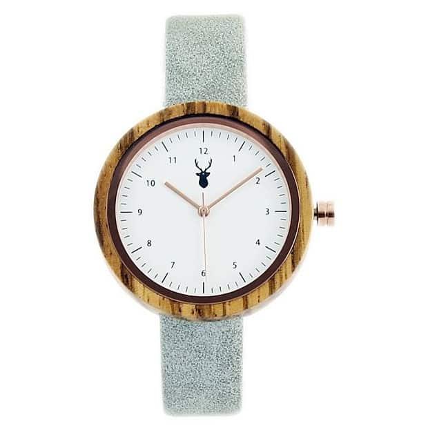 Dámske drevené hodinky - Veronica
