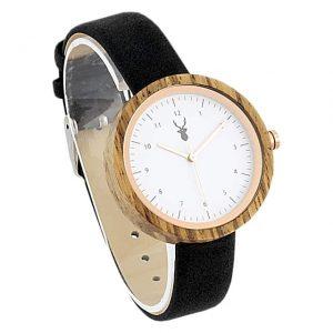 Dámske drevené hodinky - Virginia