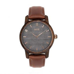 Dámske hodinky Slim – Hnedé
