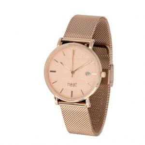 Dámske hodinky Exclusive – Ružovo zlaté