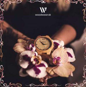 6 dôvodov prečo sú drevené hodinky skvelý darček