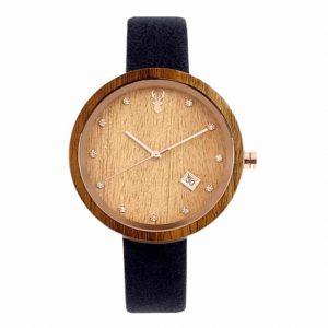 Dámske drevené hodinky - Avery