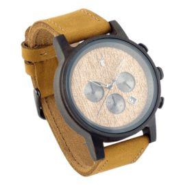 Drevené hodinky - Carl